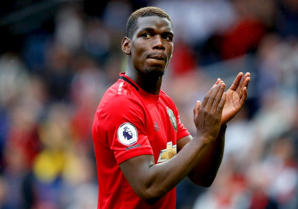 Speculation continues to link Paul Pogba with a move to Madrid