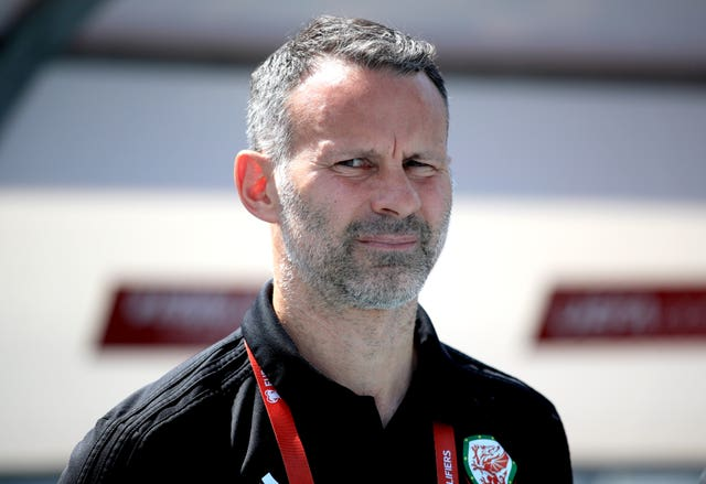 Wales manager Ryan Giggs has opted to omit Ashley Williams from his squad
