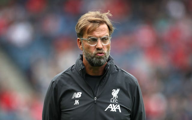 Pre-season has been challenging for Klopp