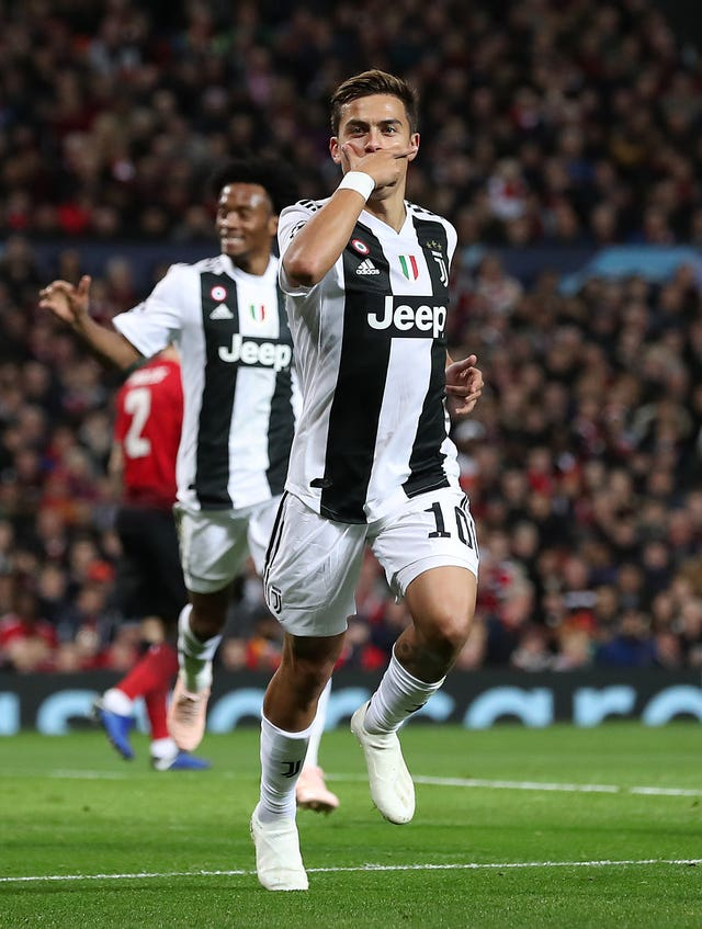 Juventus' Paulo Dybala could be leaving the Serie A club