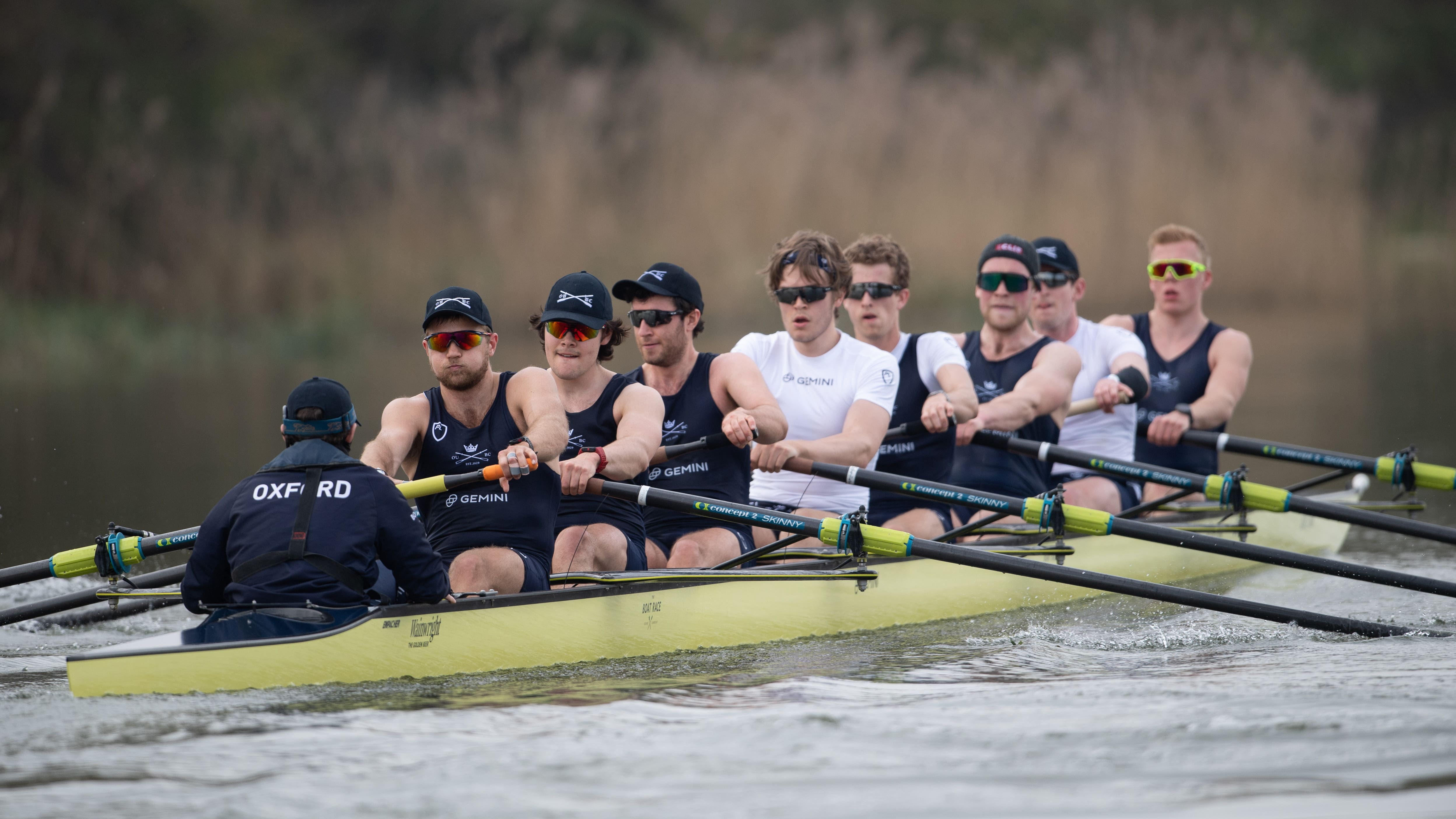 Oxford crew chief coach 'extremely grateful' 2021 Boat Race can go ahead in Ely | BT Sport