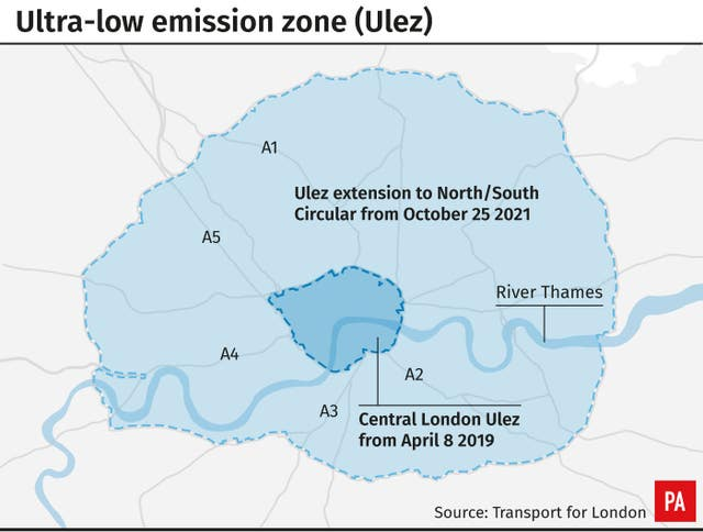 Ultra-low emission zone