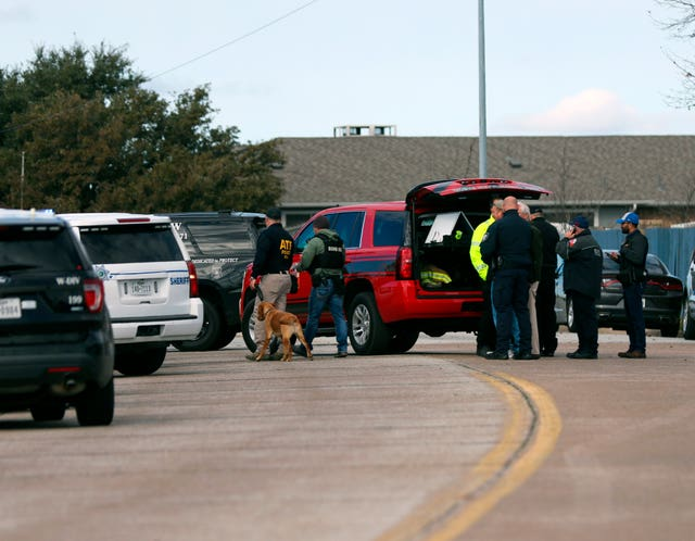 Church Shooting-Texas