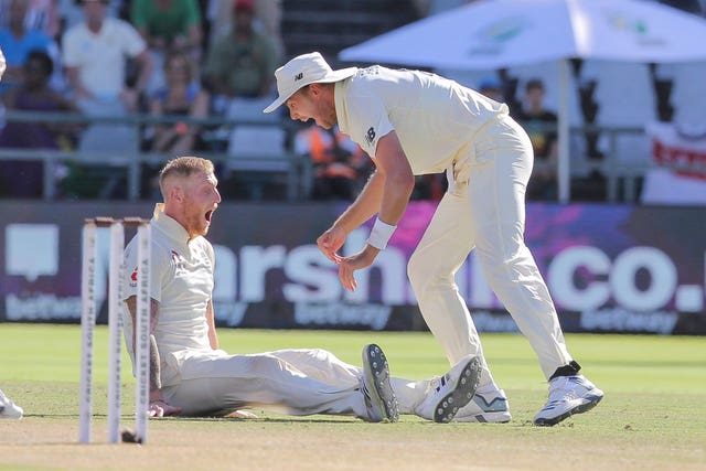 Ben Stokes, left, wants Test cricket to remain as a five-day contest