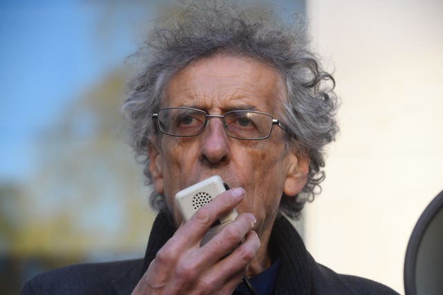 Piers Corbyn court case