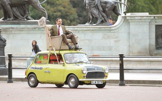 Mr Bean 25th Anniversary – London