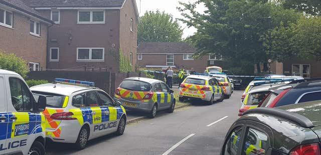 Stabbing death in Sheffield