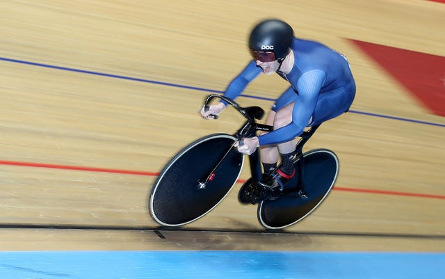 Jason Kenny is looking ahead to Tokyo