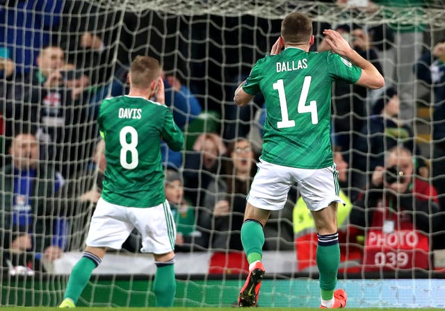 Steven Davis missed a penalty as Northern Ireland drew with Holland