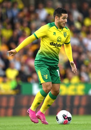 Norwich midfielder Emiliano Buendia turned in a fine individual display in the 3-2 win over Manchester City