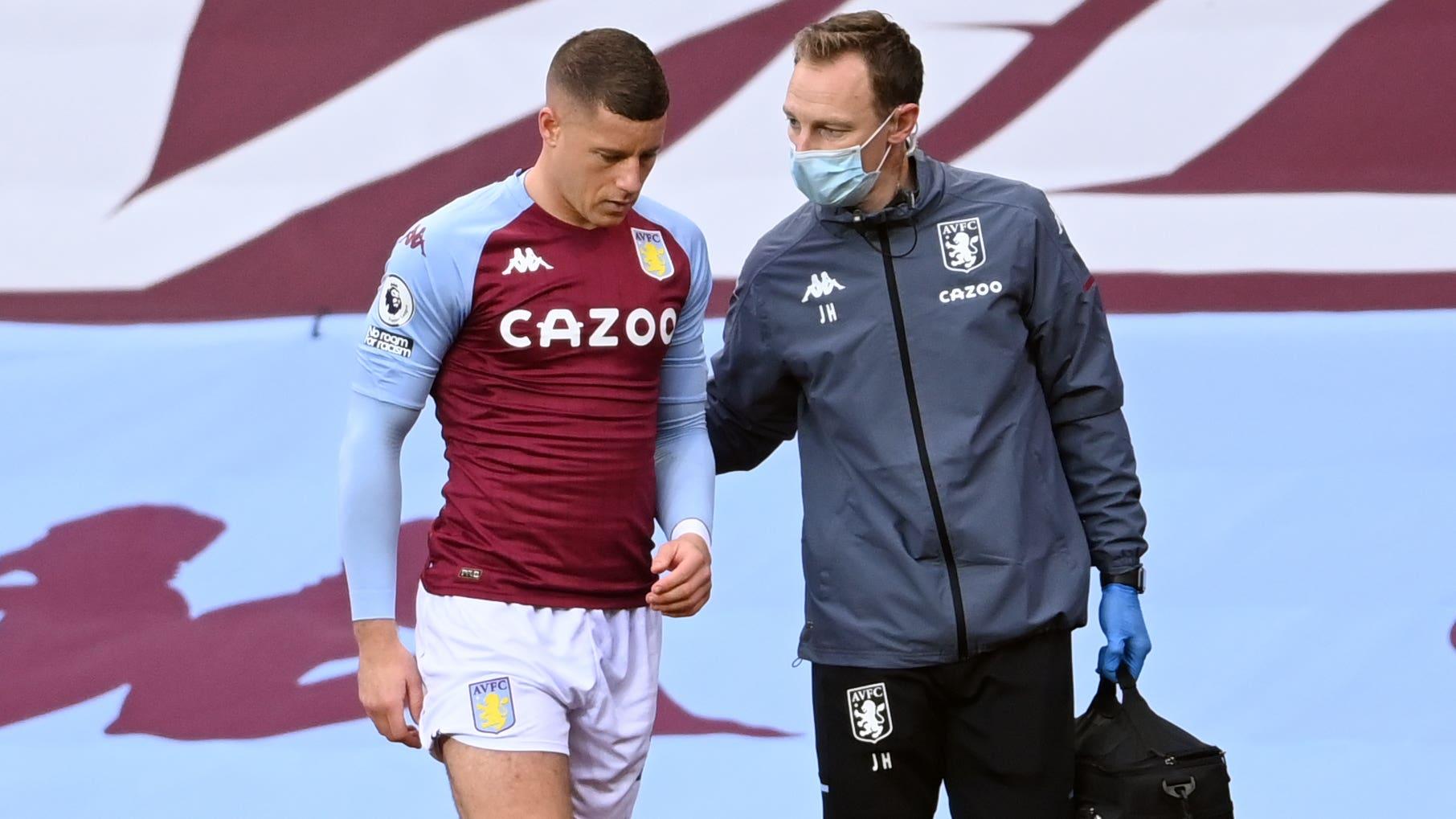 Ross Barkley should return as Aston Villa to host Crystal Palace