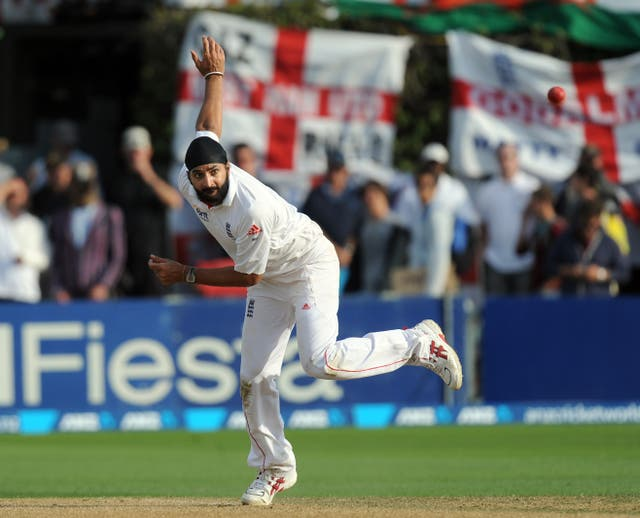 Monty Panesar took 167 wickets in 50 Tests for England (Anthony Devlin/PA)