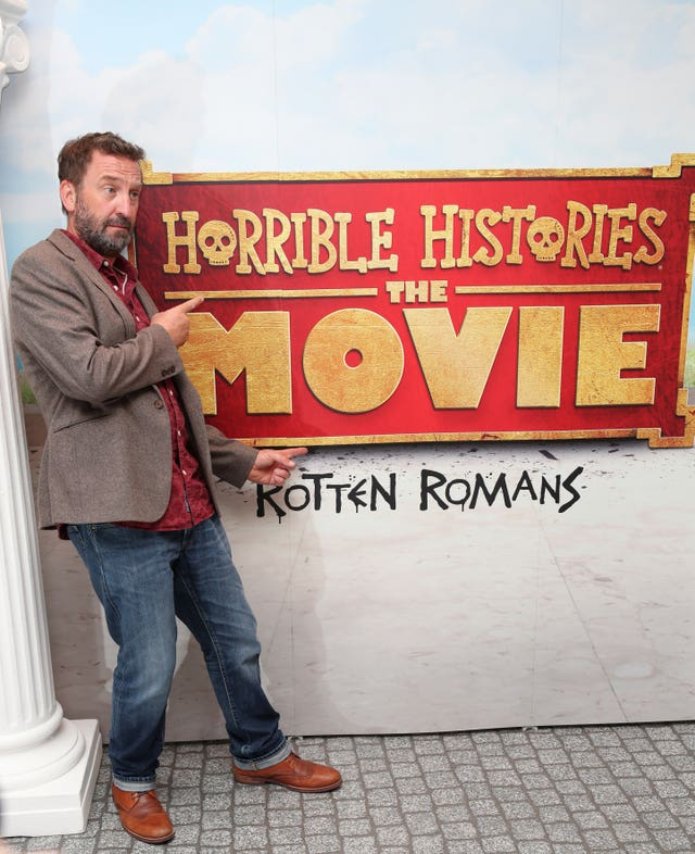 Horrible Histories The Movie premiere