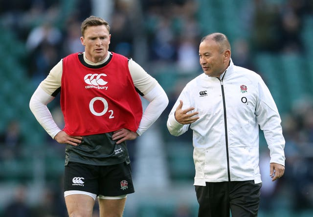 England v South Africa – Autumn International – Twickenham Stadium