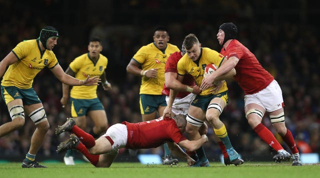 Australia are next up for Wales