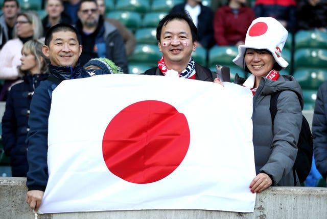 England v Japan – Quilter International – Twickenham Stadium