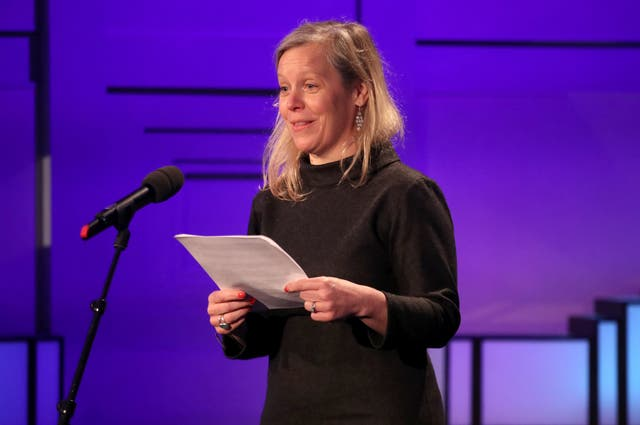 Charlotte Moore, BBC Director of Content, has been tipped to succeed Lord Hall
