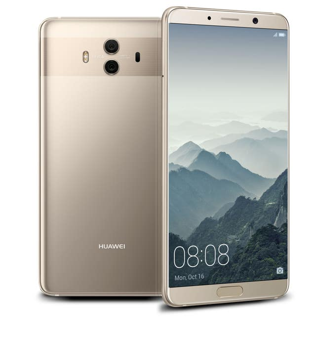 New Huawei phones