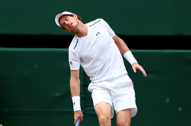 Andy Murray's tennis career was derailed in 2017 when he suffered a serious hip injury