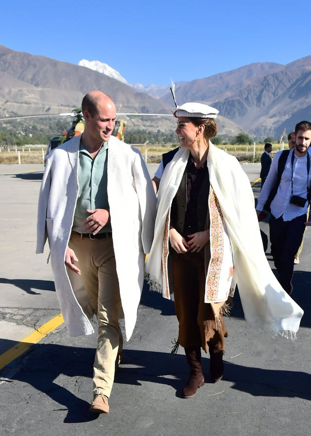 Royal visit to Pakistan – Day Three