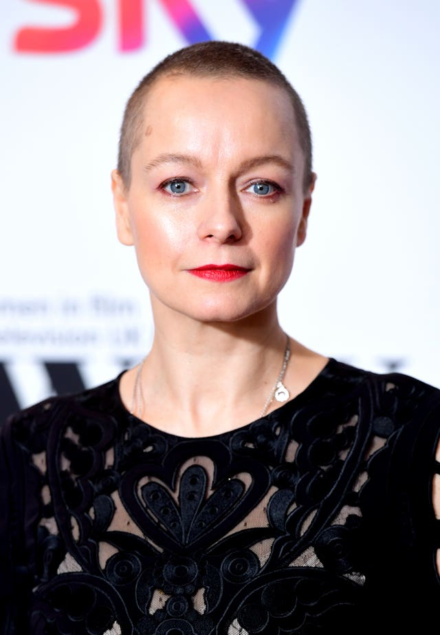 Samantha Morton is taking part