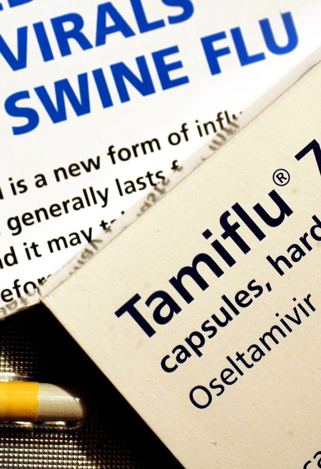 Tamiflu – Swine flu medication