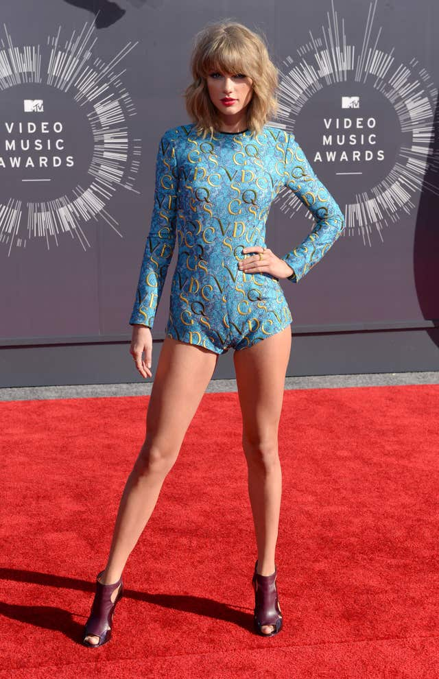 Taylor Swift 2014 MTV Video Music Awards – Arrivals – California