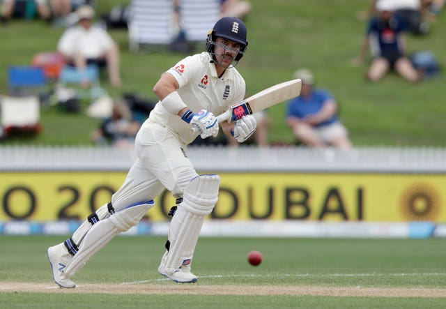 Rory Burns scored his second England century in the recent draw against New Zealand