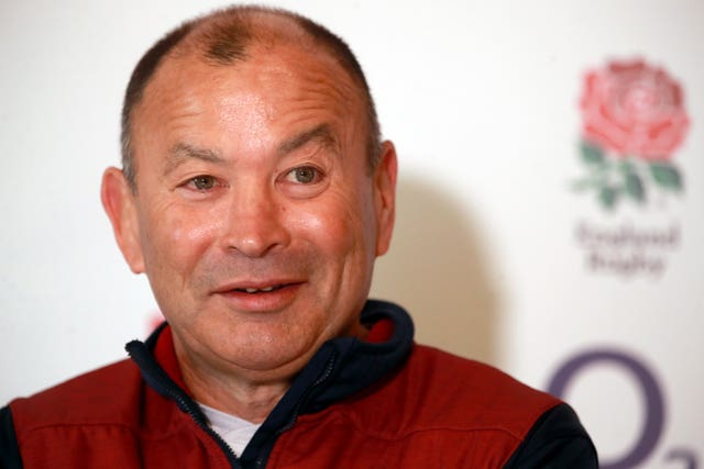 Eddie Jones looks set to sign on for the 2023 World Cup.