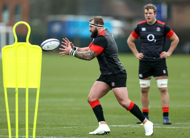 Joe Marler will miss England's training camp this week