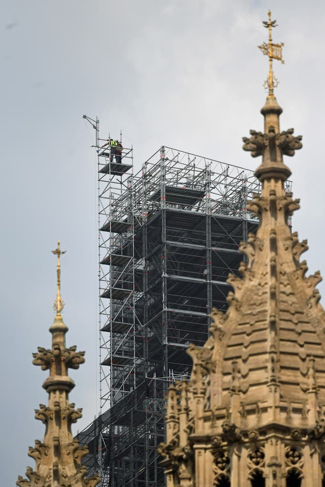 Big Ben To Bong For First Time Since New Year Shropshire Star