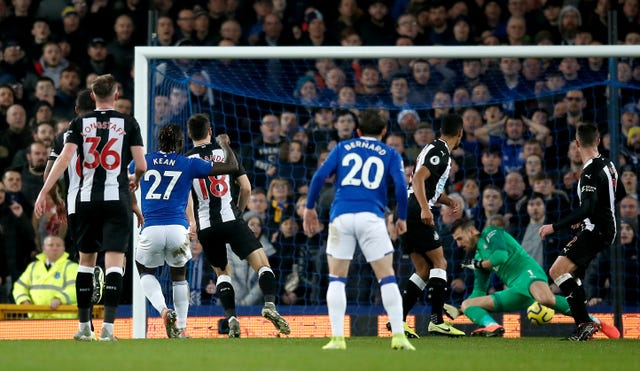 Everton v Newcastle United – Premier League – Goodison Park
