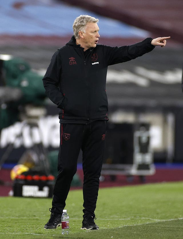 Guardiola admires the work David Moyes has done at West Ham