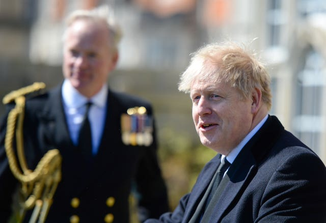 Prime Minister Boris Johnson still intends to travel to India this month, according to No 10