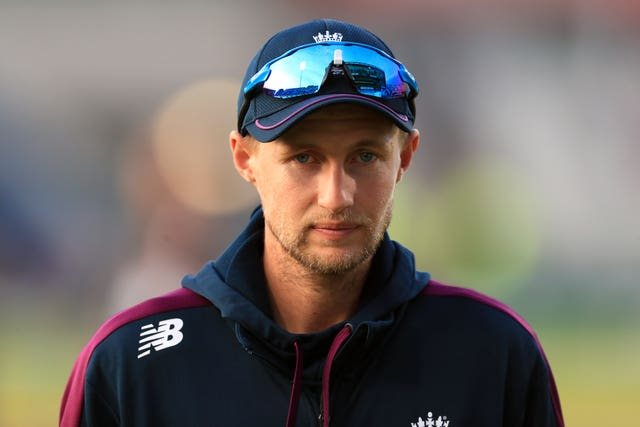 Joe Root File Photo