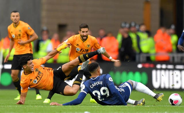Wolves beat bottom-placed Watford 2-0 to claim their first Premier League win of the season