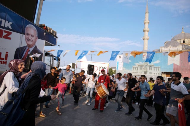 Turkey Istanbul Elections