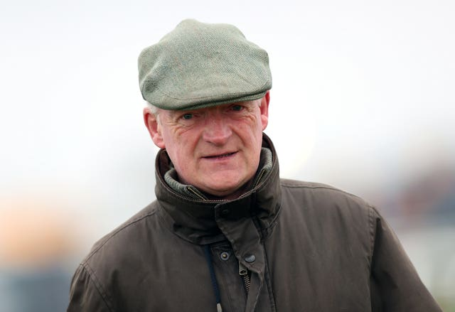 Willie Mullins has a strong hand
