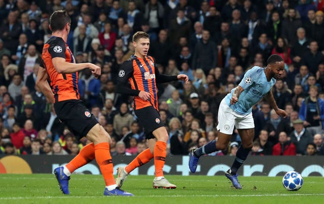 The decision to award Manchester City a penalty was wrong