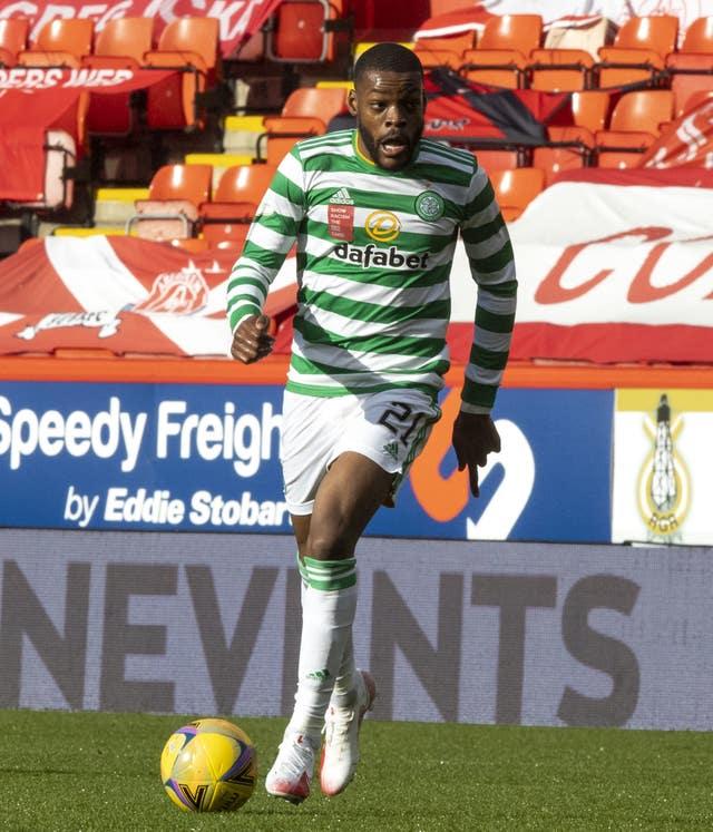 Aberdeen v Celtic – Scottish Premiership – Pittodrie Stadium