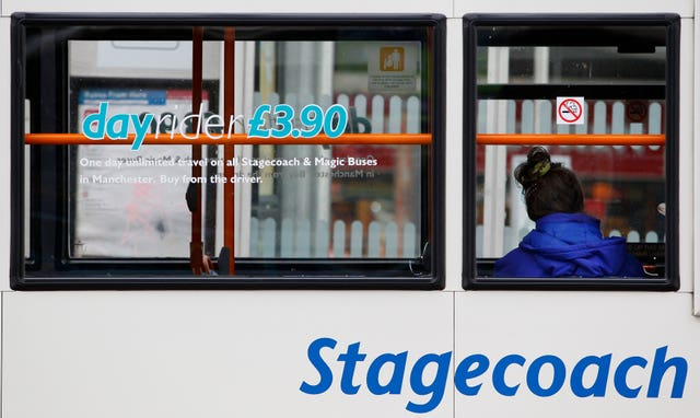 Stagecoach industrial dispute