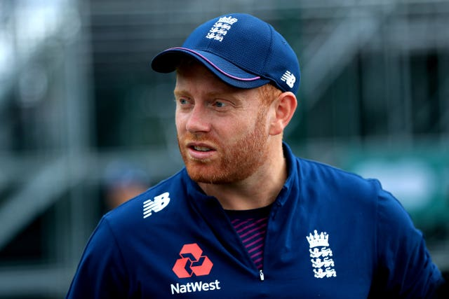 Jonny Bairstow File Photo