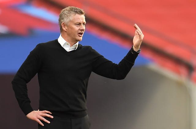 Ole Gunnar Solskjaer led Manchester United to third in the Premier League last season
