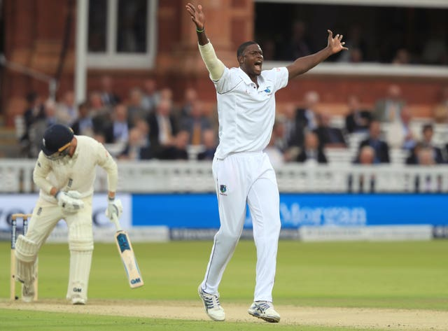 England v West Indies – Third Investec Test – Day One – Lord's