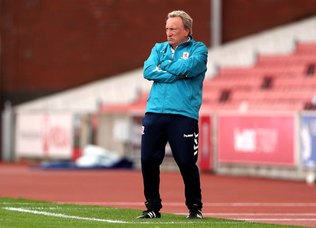 Neil Warnock is back in management at Boro