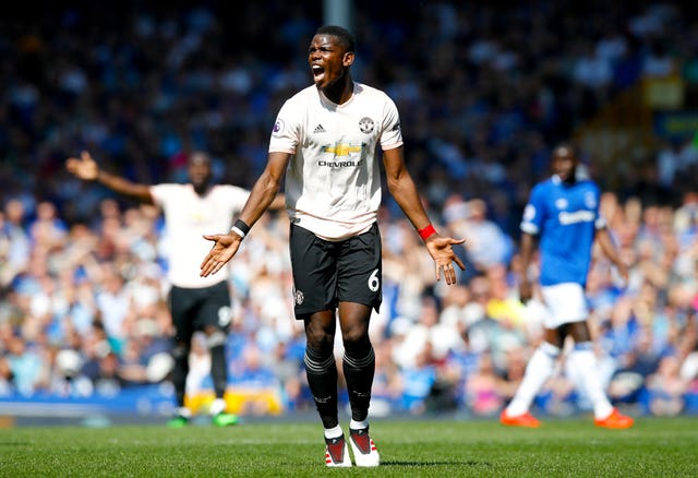 United struggled in all departments at Goodison Park
