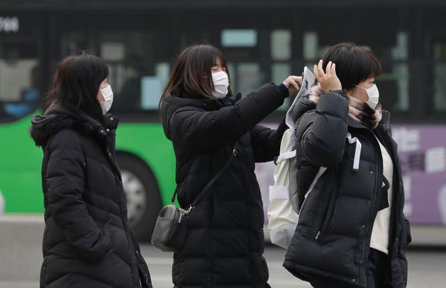 South Korea Air Pollution