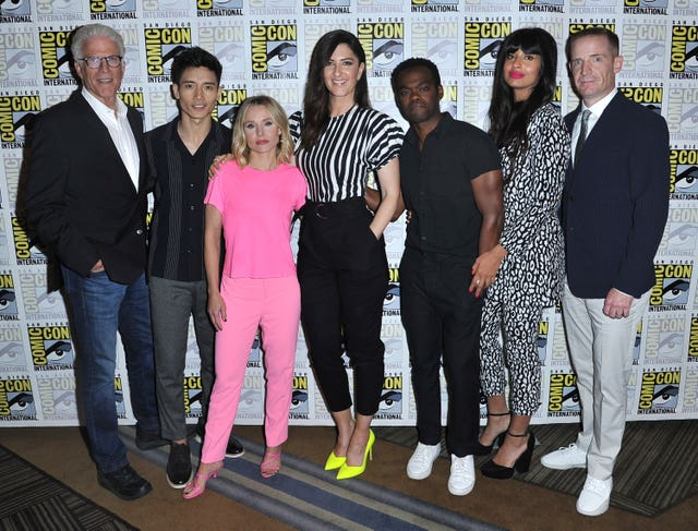 2019 Comic-Con – The Good Place
