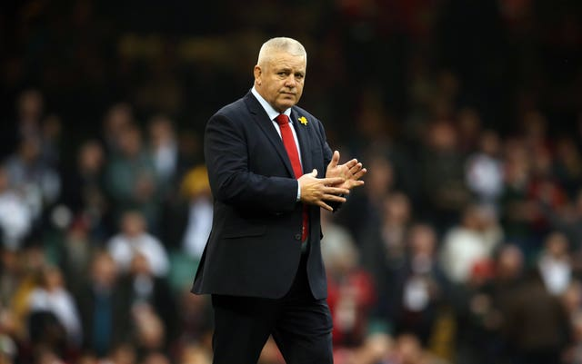 Wales head coach Warren Gatland questioned whether England can win the