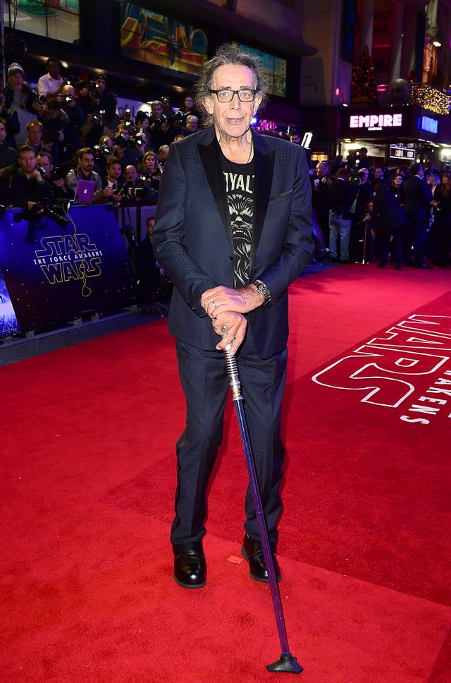 Star Wars: The Force Awakens European Premiere – London